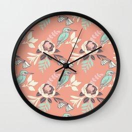 Silvestre bird Wall Clock