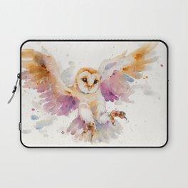 Twilight Owl Laptop Sleeve