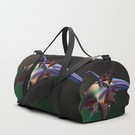 Fractal Insectoid Duffle Bag