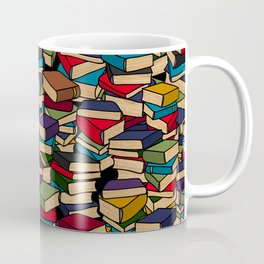 The Book Collector Coffee Mug