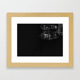 Camber Docks Framed Art Print