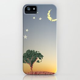 Under a southern sky iPhone Case