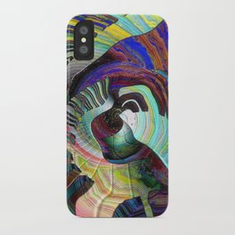 Keys To The Soul iPhone Case