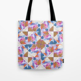 Amy Abstract Painting Tote Bag
