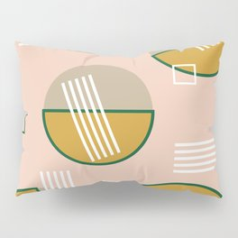Abstract Composition 09 Pillow Sham