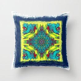 Rustica Mandala (10) Throw Pillow