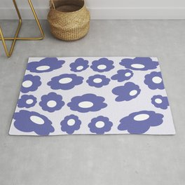 60s 70s Remastered. Hippy Flowers. Lilo Rug