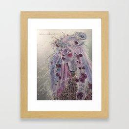 """Winters Bloom"" Framed Art Print"