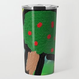 The small apple tree Travel Mug