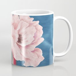 Blooming portrait Coffee Mug