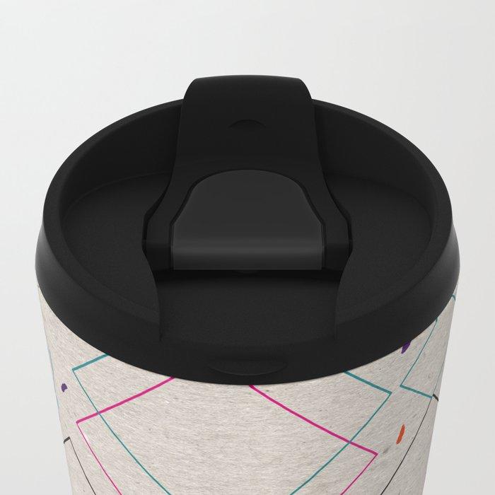 PATHS Metal Travel Mug