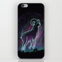 aries iPhone & iPod Skins featuring Aries by dan elijah g. fajardo