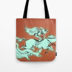 Wild Hunt Tote Bag