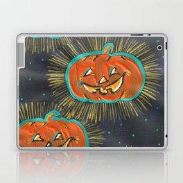 Glowing Jacks Laptop & iPad Skin