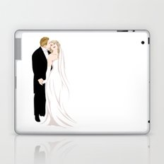 Wedding Invitation Laptop & iPad Skin