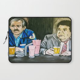 Cheers to Cliff and Norm Laptop Sleeve