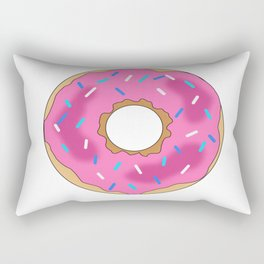 Eat More Hole Foods Rectangular Pillow