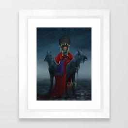 Oluya Framed Art Print