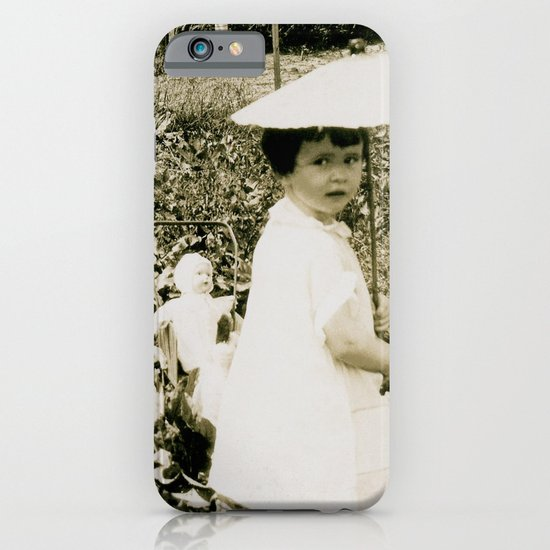 Mabel & Dolly iPhone & iPod Case