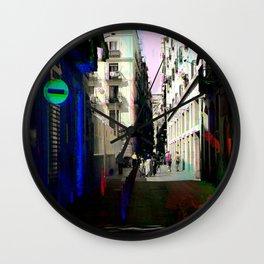 Those limits to ocular interpretation are implied. Wall Clock
