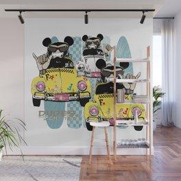 Beach Dudes Vol2 SWAG Wall Mural