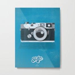 Leica MP Metal Print