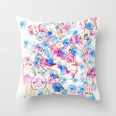 GENTE Throw Pillow