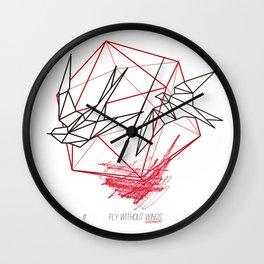 EXPERIMENTAL by Javier Codina Wall Clock