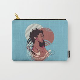 =Lauryn Hill///Killing Me Softly With This Song= Carry-All Pouch