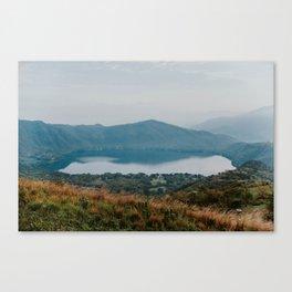 Santa Maria Del Oro, Nayarit Photo Print Canvas Print