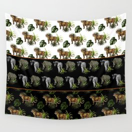 African animals Wall Tapestry