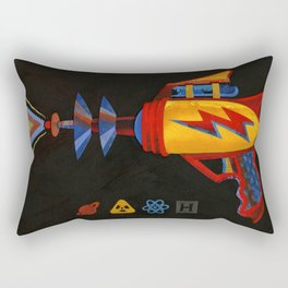 Cosmic Blaster Rectangular Pillow