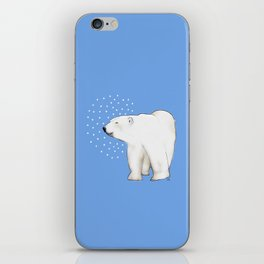 Polar Bear #8 iPhone Skin