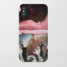 Aquarius iPhone X Slim Case