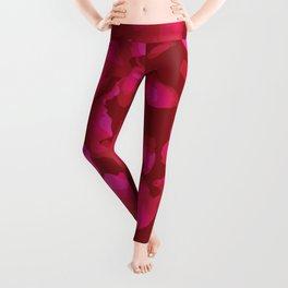 Pink Peony Leggings