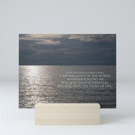 Light of the World Mini Art Print
