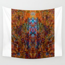 Tesseractual Dream Wall Tapestry