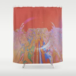 RÖÑG Shower Curtain