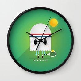 Match Point Wall Clock
