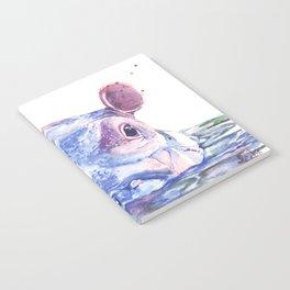Happy Hippo Fiona Notebook