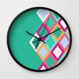 Losange Wall Clock