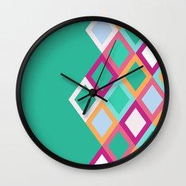 Losange Wall Clock