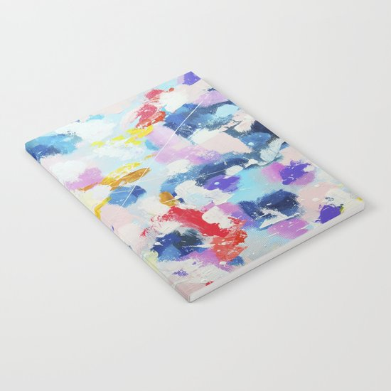 Abstract pattern 2 Notebook