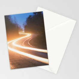 Winding Backroad Stationery Cards