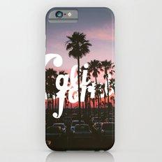 Balboa Pier, California iPhone 6 Slim Case