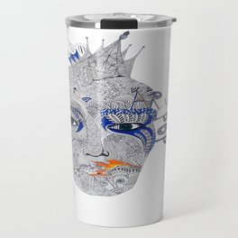 PopArt Travel Mug