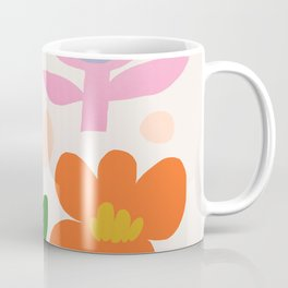 Abstraction_Floral_Minimalism_001 Coffee Mug