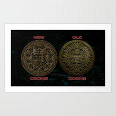 COOKIE-0013 Art Print