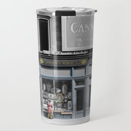 Window Shopper Travel Mug