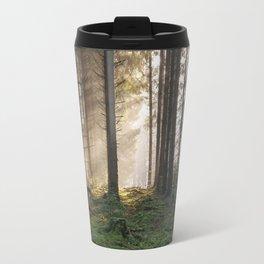Winter Sunbeams Travel Mug